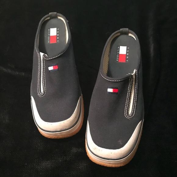 Tommy Hilfiger Shoes   Sneaker Slides